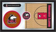 Basketball Mirror - University of Northern Illinois