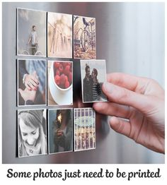 Print your Photos Photo Projects, Craft Projects, Projects To Try, Diy And Crafts, Arts And Crafts, Foto Fun, Little Presents, Print Your Photos, Book Photography