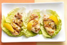 Cajun Orange Turkey Tenderloin
