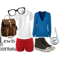 Lewis from Meet the Robinsons for Halloween?...
