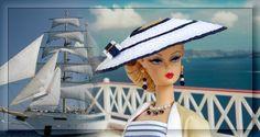 *Nautica*~ OOAK Fashion for Silkstone/Vintage Barbie/Fashion Royalty~Joby #JobyOriginals