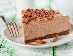Kuche Guten Appetit: Mousse au chocolat Torte ohne Backen