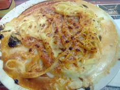 No geral, um erro terrível que estragou bastante o prato, um molho mais bem feito poderia tornar esse prato realmente o 'Queridinho' da casa, mas dessa forma, mais pareceu uma sopa de macarrão ao forno, com um bife à milanesa no fundo do prato   Filet di Cesari - Filet Mignon à Milanesa coberto com Talharim à Rossini gratinado no forno - R$36   comendo Filet di Cesari em Cantina Liliana Shopping Patio Iporanga.
