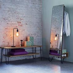 32 Interior Designs with Free Standing Mirrors. interiordesignshome.com