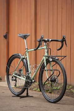 Elephant National Forest Explorer — District Cycle Works – Famous Last Words Touring Bicycles, Touring Bike, Buy Bike, Bike Run, Bike Rides, Rocky Mountain National, National Forest, Velo Design, Trekking