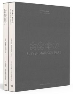 Eleven Madison Park: The Next Chapter (Signed Limited Edition): Stories & Watercolors, Recipes & Pho