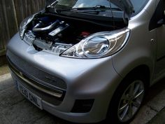 PEUGEOT 107 TWIN CAM, LOOKS DIFFERENT THAN STANDARD NOW