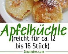 Zimtschnitten – REZEPTE Hamburger, French Toast, Bread, Breakfast, Desserts, Food, Potato Mashers, Sugar, Food Portions