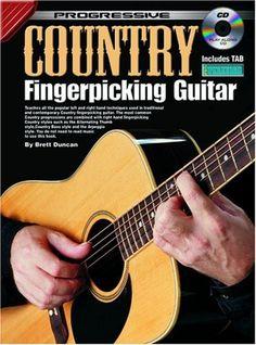 Progressive Country Fingerpicking Guitar Method (Progressive Series) by Brett Duncan http://www.amazon.com/dp/1864693746/ref=cm_sw_r_pi_dp_yLAmub0CZ7EVR