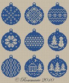 Bügelperlen - Weihnachten