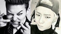 Noticias K-POP: ZICO fala sobre ser comparado com G-Dragon!