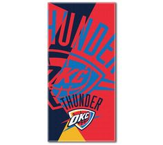 Use this Exclusive coupon code: PINFIVE to receive an additional 5% off the Oklahoma City Thunder NBA Puzzle Beach Towel at SportsFansPlus.com