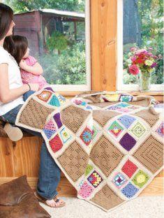When Granny Meets Filet [AA871203] - $14.95 : Maggie Weldon, Free Crochet Patterns