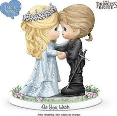 princess bride precious moments