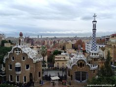 #ParcGuell #barcelona