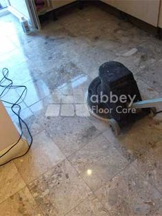 When your marble floors lose their natural luster and shine, rely on Abbey Floor Care. Discover How Professional Companies Polish Marble Tiles by clicking the link.     #MarbleFloorPolishing