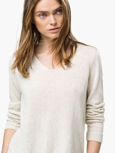SWEATER WITH SHIMMER