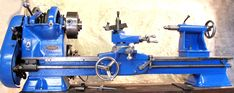 History and development of the Craftsman, Dunlap and AA Lathes and other machine tools Metal Lathe For Sale, Metal Lathe Tools, Industrial Machine, Maker Shop, Man Cave Garage, Machine Tools, Metal Working, Old School, Craftsman