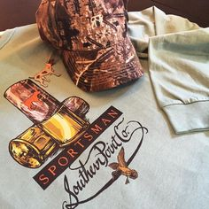 Southern Pointe Co puts so much detail into their long sleeve tees! This matching hat is a perfect pair for this shirt! #southerndrawloutfitter #sdo #shoplocal by southerndrawloutfitter