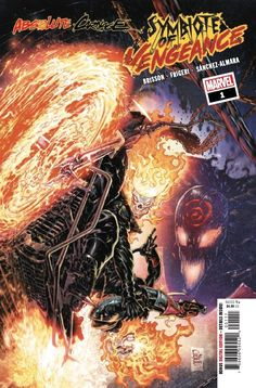 Carnage is hunting down previous symbiote hosts for codices that will unlock a direct link to the symbiote god Knull! And he's not asking nicely.he's taking them by force! Which means former Ghost Rider Alejandra Jones is next on his hit list! Marvel Comic Universe, Comics Universe, Marvel Comics, Carnage Symbiote, Venom, New Ghost Rider, Print Release, Comic Page, T 4