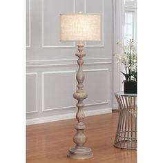 @Overstock.com - Latte Grande Floor Lamp - Brighten your indoor space with this latte grande floor lamp. A one-light design highlights this attractive lamp. http://www.overstock.com/Home-Garden/Latte-Grande-Floor-Lamp/7411420/product.html?CID=214117 $229.99