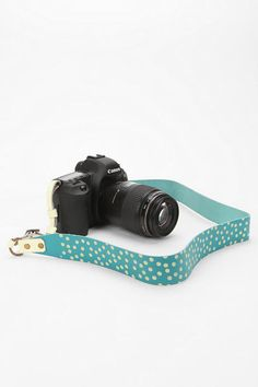 Falconwright Leather Camera Strap - Urban Outfitters