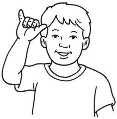 Sign language for farm animals
