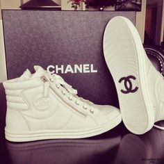 Givenchy, Saint Laurent, Giuseppe Zanotti, Balmain | SPENT MY DOLLARS | 2015 Fashion,Shoes,Bags: CHANEL Men's Sneakers | Shoe Trends