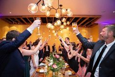 Remember when weddings were a thing?! Here's an old shot from @thealexanderhotel featuring a lighting we created for their dining room. . . . #weddingwednesday #diningroomlighting #bubblelights #sunsetdesigns #customlighting #customlightfixtures #customlightingdesign #creativelighting #lightingdesign #customdesign #lightfixtures #hospitalityindustry #hotellighting #restaurantlighting #wallsconce #chandelier #pendant #accentlighting #moodlighting
