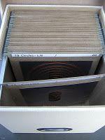 Nestabilities in a CD holder