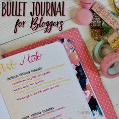 Bullet Journal for B