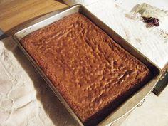 Red Dirt Memories: Southern Sweets: Georgia Cornbread Cake
