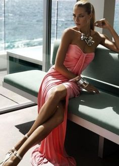 Sexy Summer Dress... Love love love this look!!!