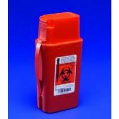 Covidien SharpSafety Transportable Containers  - Price ( MSRP: $ 10.21Your Price: $5.26Save up to 48% ).
