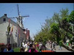 Tulip Time - Pella, Iowa (Pella Historical Village & Vermeer Mill)/Pella Tulip Time Festival every May. ♥♥♥ Iowa