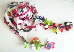 Turkey scarf, ethnic, spring flowers, leaves, ethnic, authentic, ethnic accessories, ethnical,all handmade, woman accessories