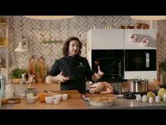 Bucataria Lidl, cu Florin - Curcan festiv Lidl, Food Videos, Bacon, Kitchen Appliances, Youtube, Recipes, Pork, Cooking Recipes, Kochen