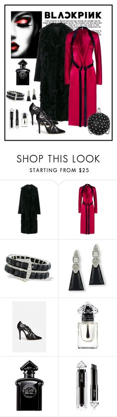 """""""Dion Lee Nautical Knot Long Sleeve Dress Look"""" by romaboots-1 ❤ liked on Polyvore featuring Drome, Dion Lee, Christian Louboutin, Kenneth Jay Lane, Christopher Kane and Guerlain"""