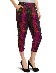 XOXO Juniors Harem Soft Pant XOXO. $40.02. Hand Wash. Pocket detail. 98% Polyester/2% Spandex. Ruched at ankle