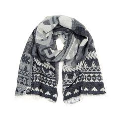 Boho scarf. #scarf #boho Szaleo.pl   Be new fashioned & accessorized!