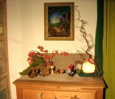Nature Table, Autumn Nature, Humble Abode, Diy And Crafts, Seasons, Montessori, Kids, Classroom, Painting