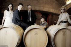A barrel full of Allegrini family fun.