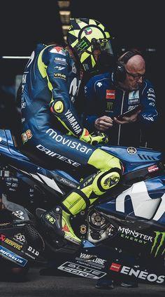 Ideas For Motorcycle Yamaha Valentino Rossi Valentino Rossi Helmet, Valentino Rossi Logo, Valentino Rossi Yamaha, Motorcycle Racers, Motorcycle Outfit, Motorcycle Quotes, Motorcross Bike, Ktm Motorcycles, Motorcycle Jacket