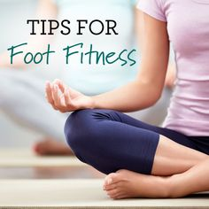 Are you giving your feet the attention they deserve? To keep your feet up for the daily challenges of your life, you need to keep them fit. Just a few simple exercises can help keep your feet flexible and strong; help relieve plantar fasciitis and other causes of foot pain; and help promote overall foot health. Visit the FootSmart blog to learn more.