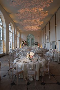 London Wedding Venues | Orangery At Kew Gardens