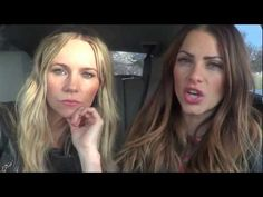 Poo pourri testimonial by Michelle Money and her BFF Sorry.  This is just funny, and let's be honest TOTES f'realzies!!!    #Everyonepoops ▶ Girls Don't Poop - PooPourri.com - YouTube