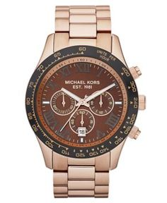 Another watch option for him - Michael Kors