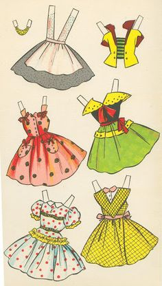 mi cocina - cloe Serrato - Picasa Webalbum* Google 1500 free paper dolls at The International Society of Paper Dolls by artist Arielle Gabriel for paper doll pals at Pinterest *
