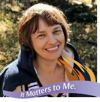 It Matters to Me - Support Campaign | Twibbon