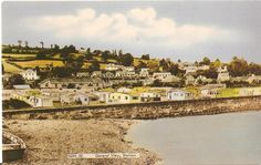 Shaldon Holiday Camp - original postcard circa 1960's - 70's. No longer there since around 1990 - now sited there is the Midas Homes development